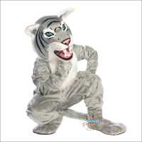 Lynx Wildcat low cost Mascots USA premium custom made Costume by CJs Huggables